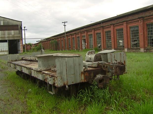 Resultado de imagem para abandono das ferrovias nO SUDESTE fotos