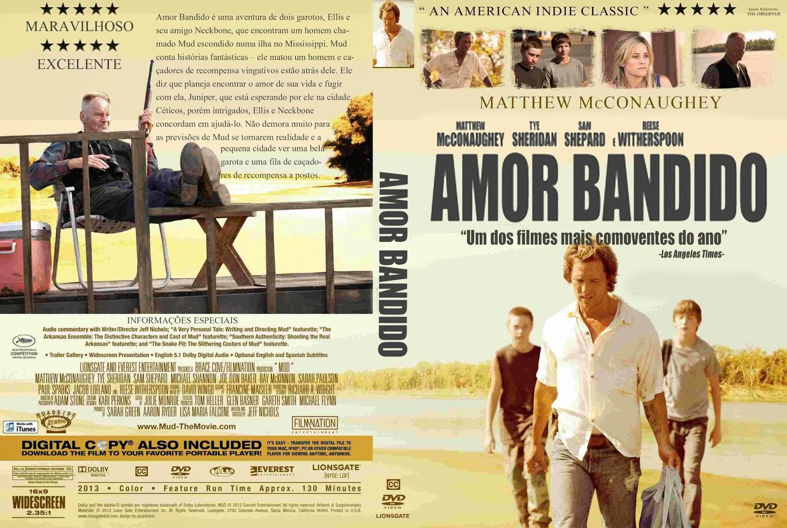 XWa3Dij Amor Bandido Torrent   BluRay Rip 1080p Dublado 5.1 (2014)