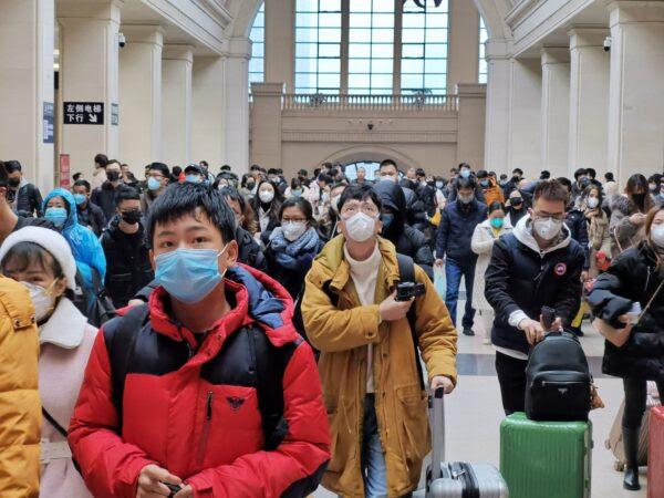 A short review. Coronavirus in China