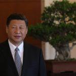 Le président chinois Xi Jinping à Pékin le 16 mai 2017. (Crédits : AFP PHOTO / POOL / WU HONG)