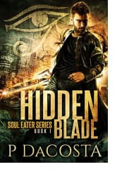 Hidden Blade by P DaCosta