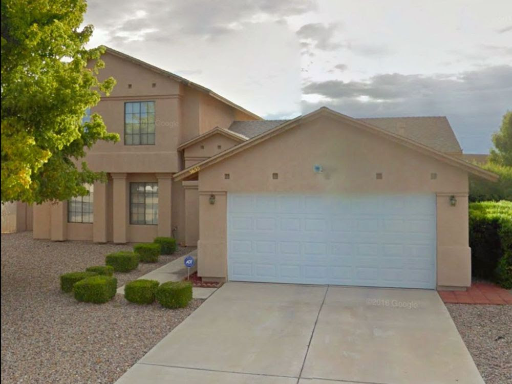 3655 Plateau Ct Sierra Vista, AZ 85650 wholesale property listing