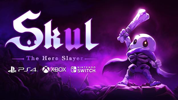 Skul: The Hero Slayer tiene un hueso que cortar con las consolas el 21 de octubre
