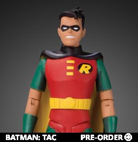 Batman: The Adventures Continue Robin Figure