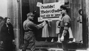 Nazism returns: European Union to put warning labels on Jewish-made products
