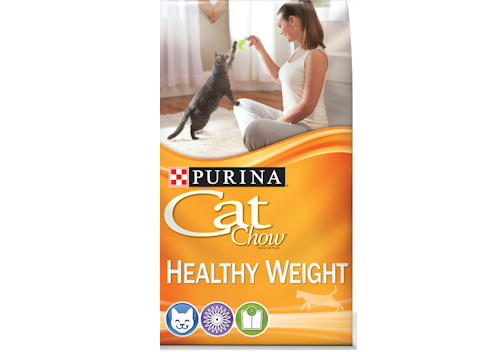 purina cat chow healthy weight FREE Sample of Purina Cat Chow!