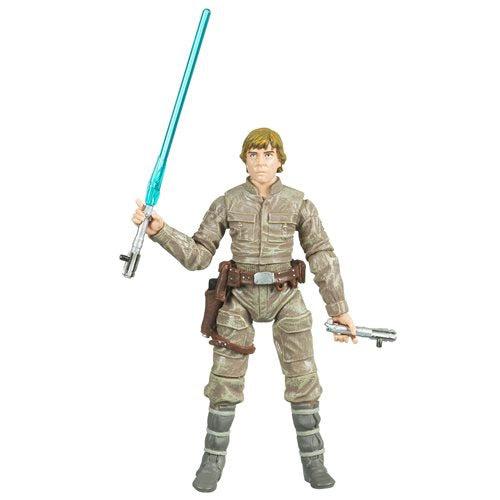 "Image of Star Wars The Vintage Collection Wave 4 (2020) - Luke Skywalker (Bespin Fatigues) 3.75"" Figure"