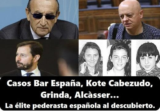 élite pederasta Bar España Kote Cabezudo