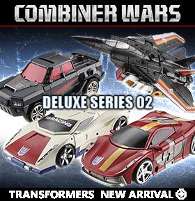 COMBINER WARS 2015 DELUXE SERIES 02