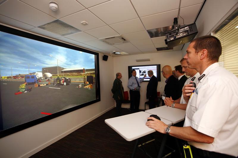 RescueSim Incident Command Simulator