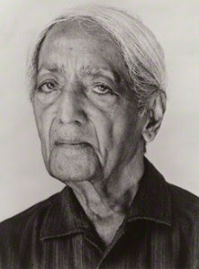 NPG x126975; Jiddu Krishnamurti by Derry Moore, 12th Earl of Drogheda