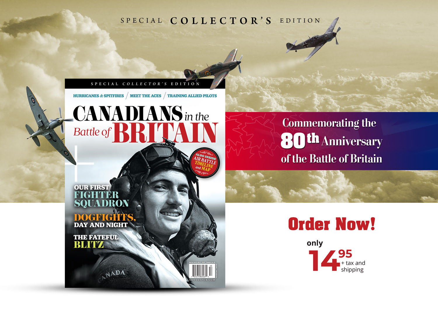 Canadians in the Battle of Britain