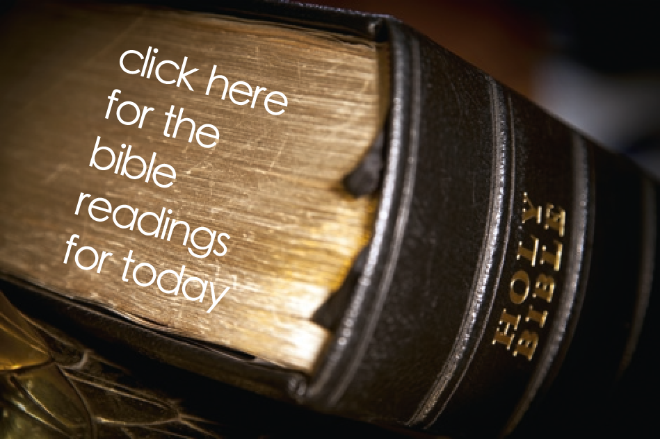 Click for Daily Bible Readings