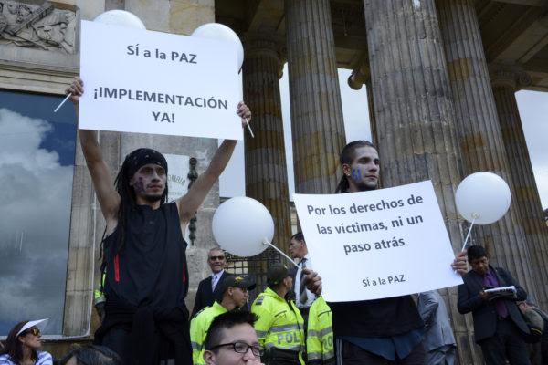 """""""Las víctimas son manoseadas en la Justicia Transicional"""""""