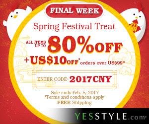 YesStyle FINAL Week ~ Spring F...