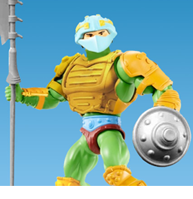 Masters of the Universe: Origins Eternian Royal Guard Exclusive