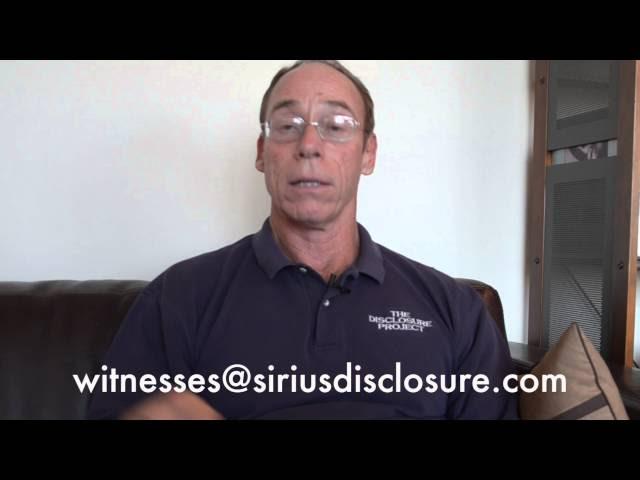 "Dr. Steven Greer - ""Call for New Witnesses"": UFO, Secrecy, Cover Up, Free Energy +  Sddefault"
