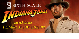 INDIANA JONES TEMEPLE OF DOOM