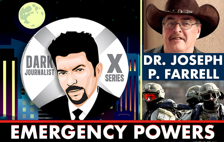Dr. Joseph Farrell - Aftermath: Emergency Powers And Earth Changes! FARRELLZOW