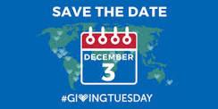 2019 Giving Tuesday logo