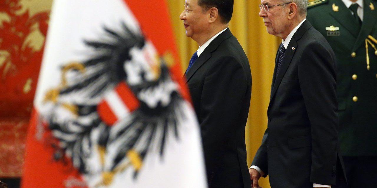 Österreichs Präsident stellt sich auf die Seite von Soros und Migration