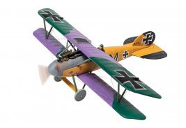 AA37810   Corgi 1:48   Albatros D.V 2111/17 'M', Martin Mallmann, Jasta 19 'Les Tangos', Western Front, Jan 1918, Shot down by 'The Grim Reapers'