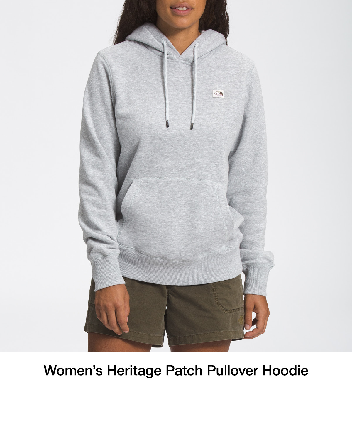 Women's Heritage Patch Pullover Hoodie