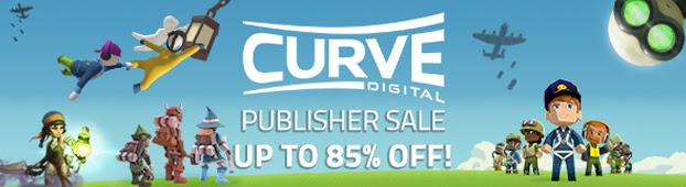 Curve Digital Publisher Sale
