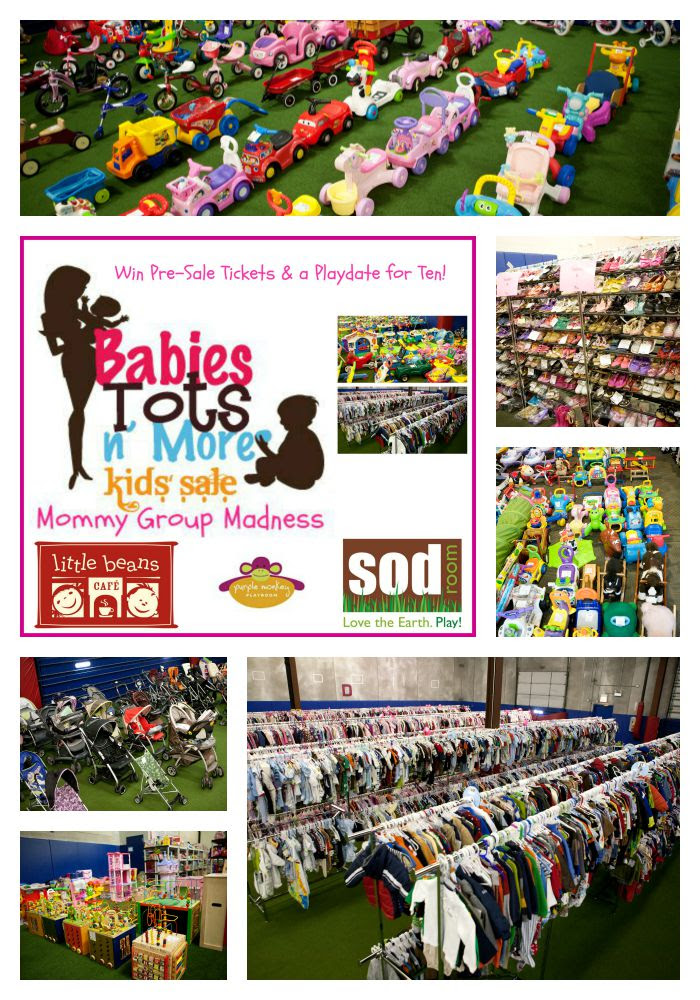 Mommy Group Madness! — Guest Post from Babies Tots + More!
