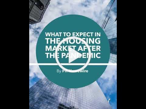 Real Estate Market Post Pandemic