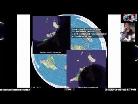 Santos Bonacci Flat Earth Presentation  0