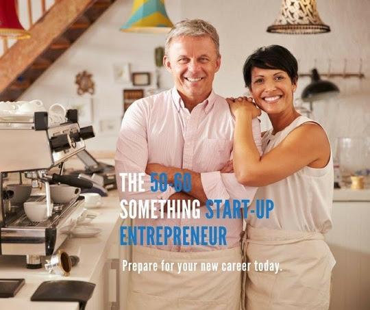 50 60 something entrepreneur