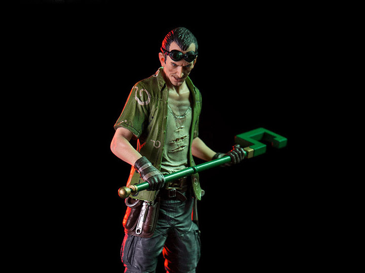 ARKHAM KNIGHT 1/10 RIDDLER ART STATUE