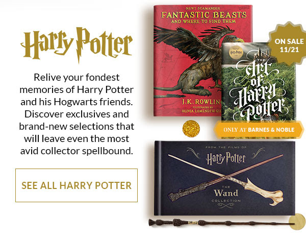 Relive your fondest memories of Harry Potter and his Hogwarts crew. Discover exclusives and brand-new selections that will leave even the most ardent collector spellbound. SEE ALL HARRY POTTER