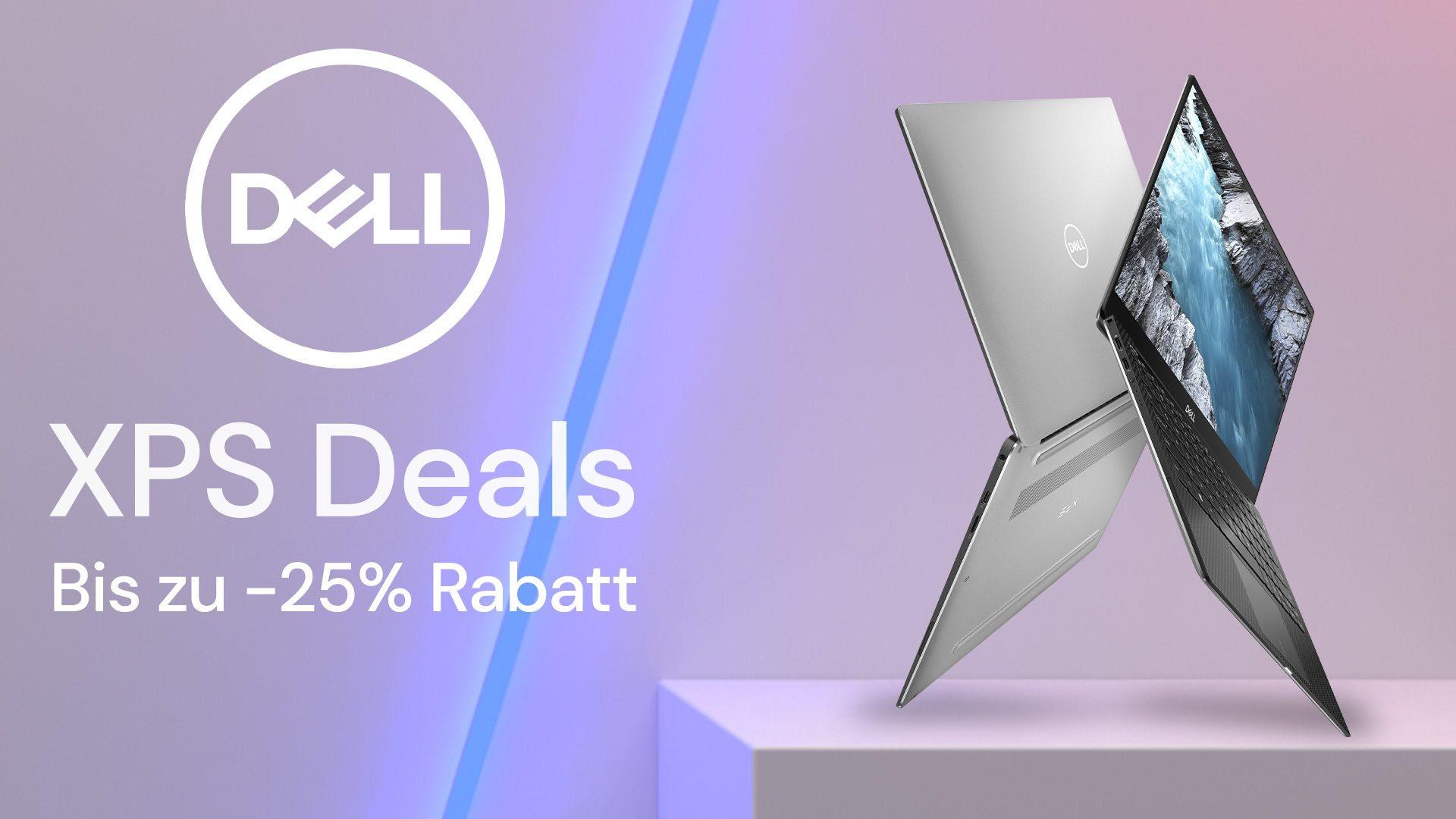 Jetzt die Dell XPS Deals entdecken!