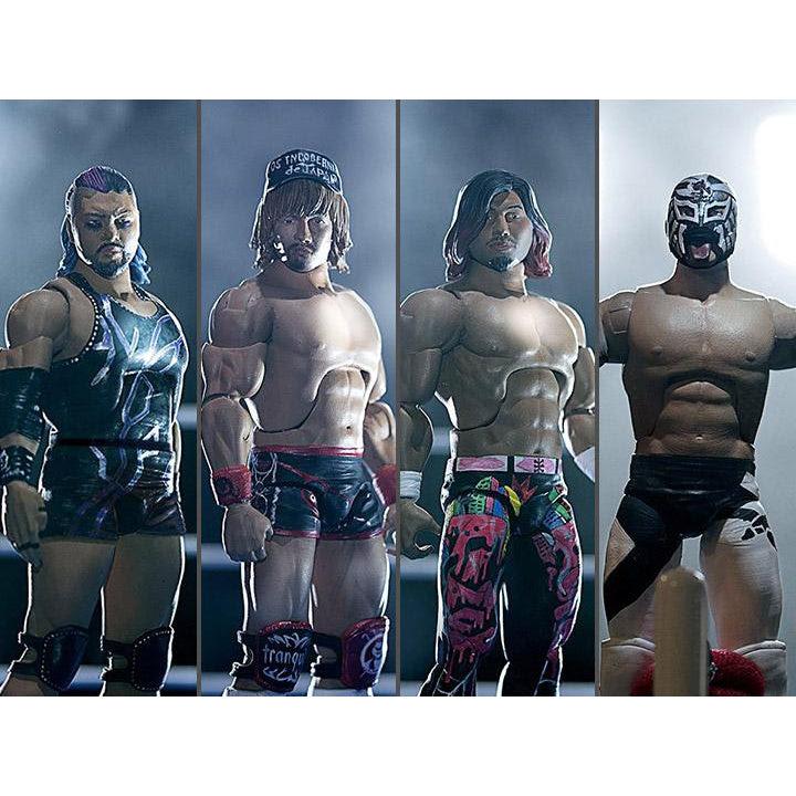 Image of New Japan Pro-Wrestling Ultimate Wave 2 - Set of 4 - Q2 2021