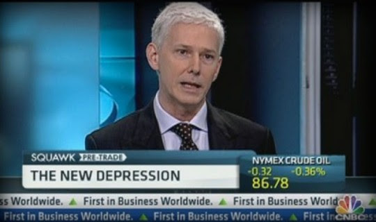 Richard Duncan and The New Depression