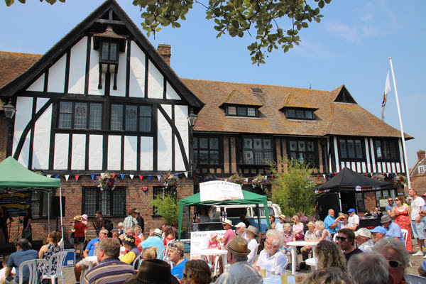 Sandwich Folk & Ale Festival - Guildhall image