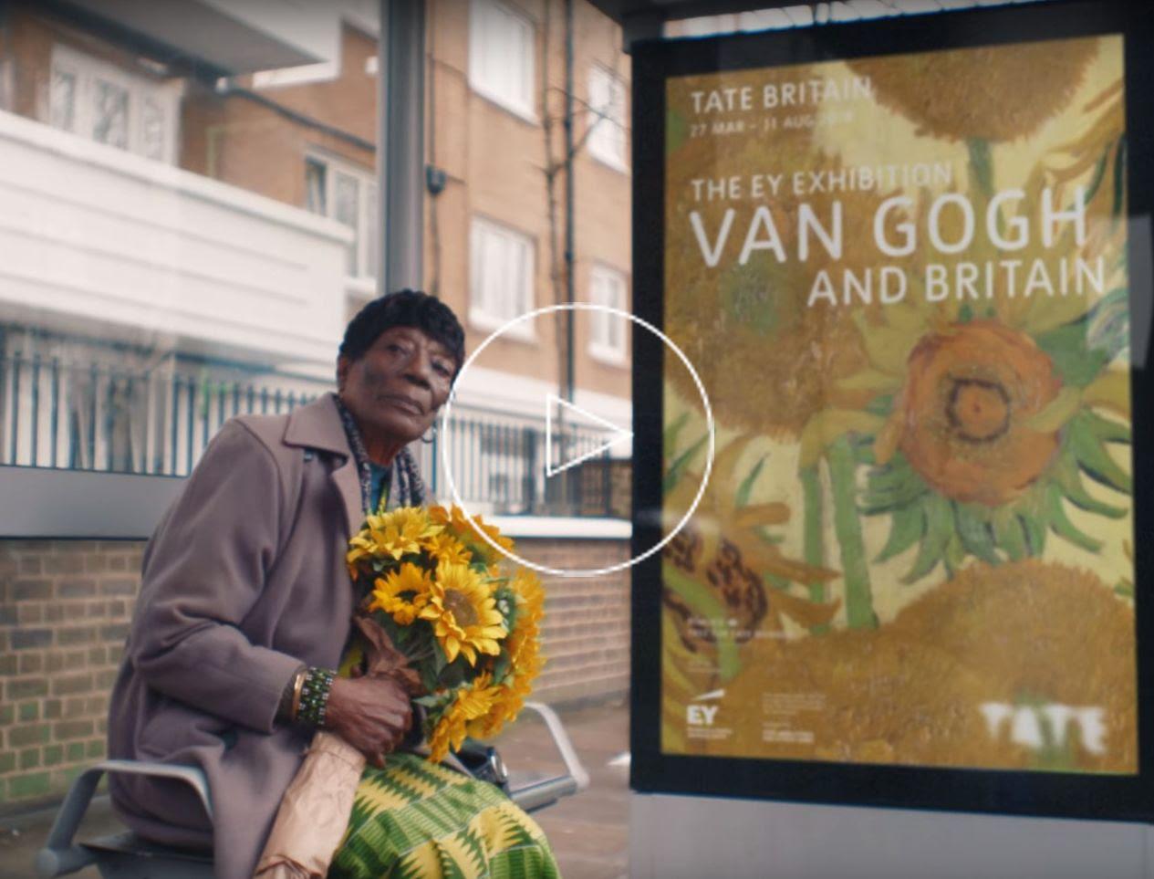 Van Gogh trailer still