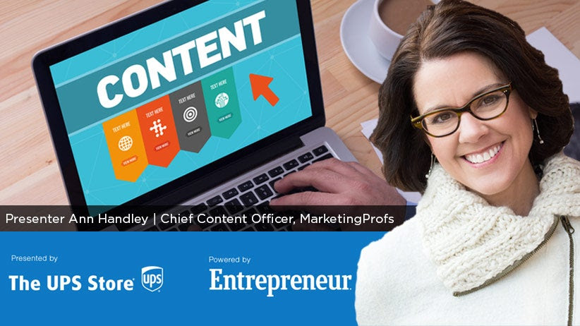 Free Webinar: Create Ridiculously Good Content