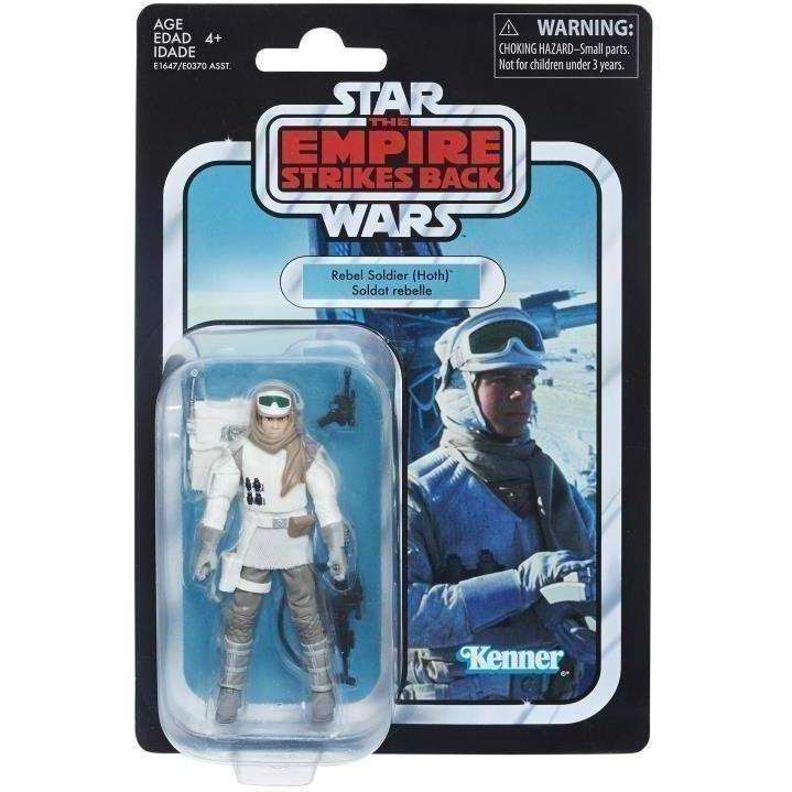 "Image of Star Wars: The Vintage Collection 3.75"" Wave 1 - Hoth Rebel Trooper"