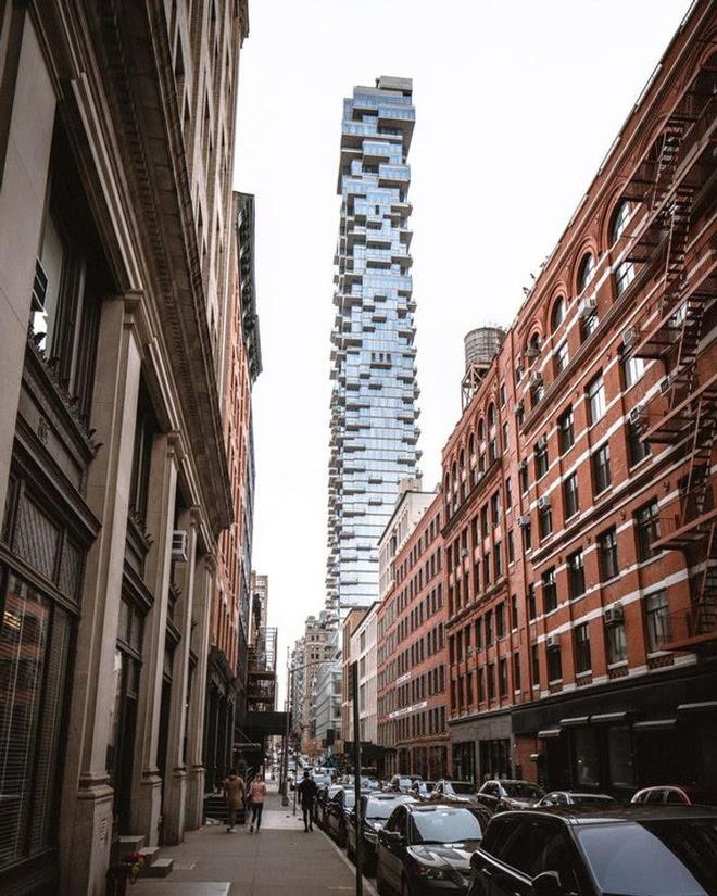 18 ngôi nhà có kiến trúc ngang ngược xoắn não người nhìn, đi ngang qua 100% phải dừng lại check-in - Ảnh 13.