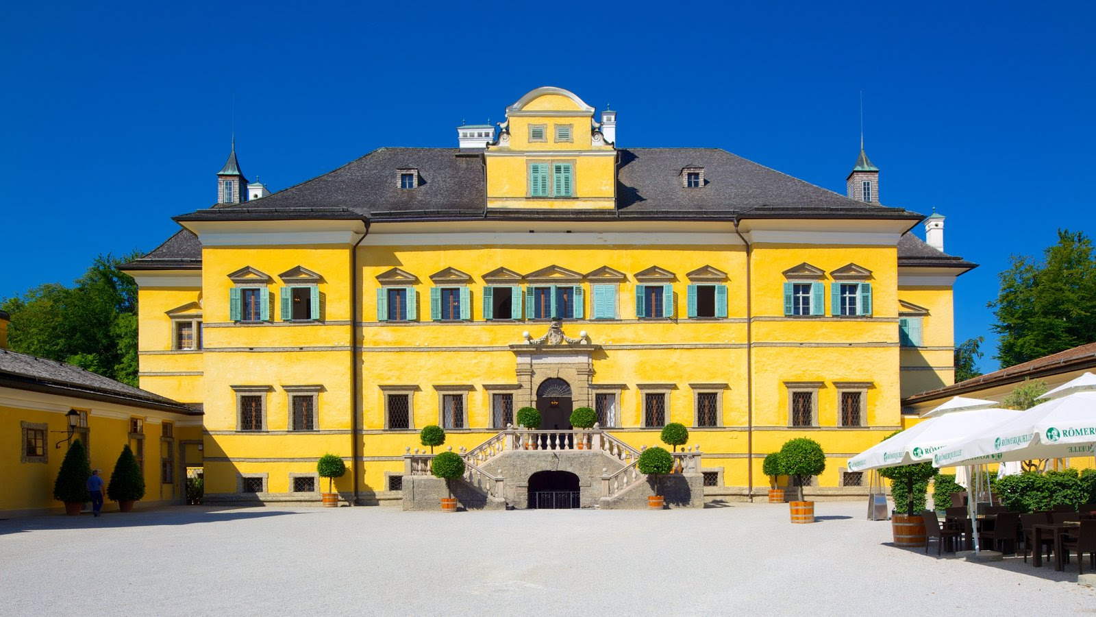 Image result for imge of hellbrunn palace salzburg