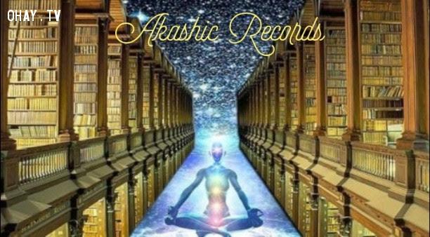 1. Hồ sơ Akashic (Akashic Records),tâm linh,công cụ bói toán,bài tarot,bàn cầu cơ