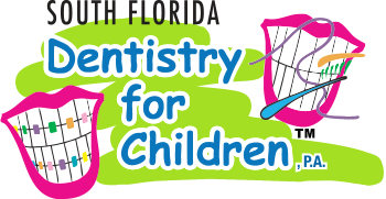 South Florida Dentistry for Children Logo