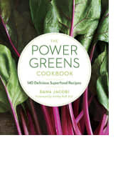 The Power Greens Cookbook by Dana Jacobi
