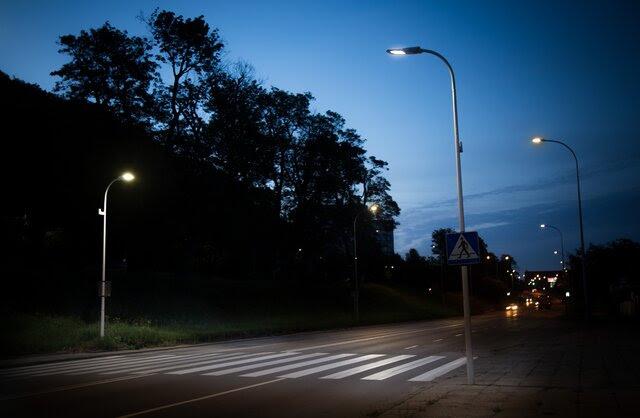 Smart przejście w Gdansku zrealizowane przez Energa Oświetlenie.jpg