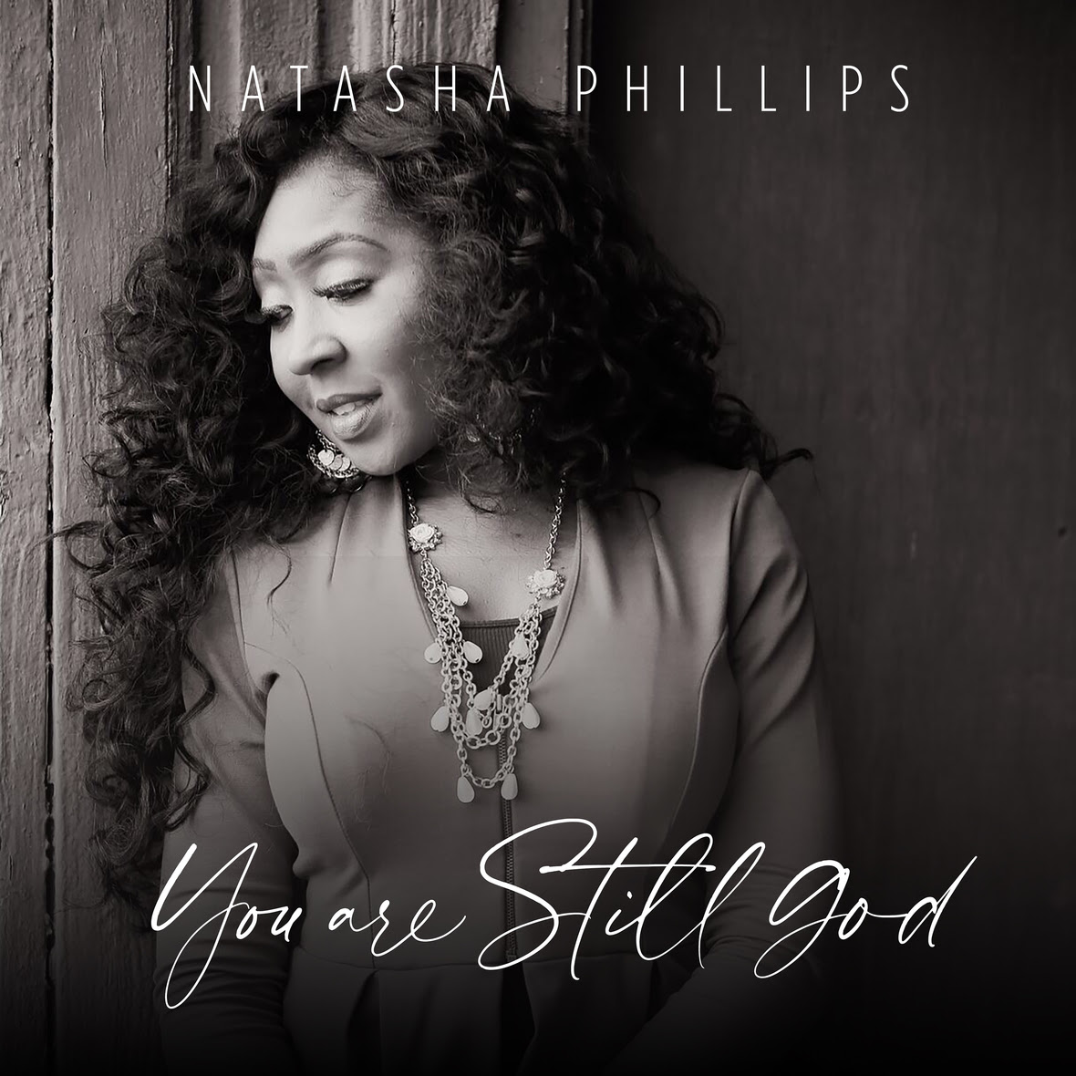 Natasha Phillips - You Are Still God - Cover