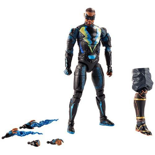 Image of Multiverse Wave 11 (Collect 'n Connect Ninja Batman) - Black Lightning