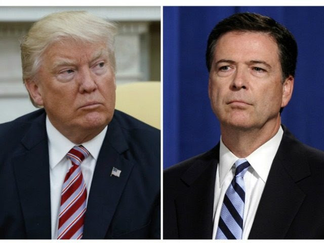 Trump Orders Declassification Of DOJ, FBI Documents